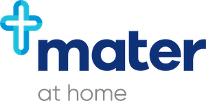 Mater at Home logo