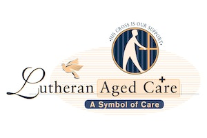 Lutheran Aged Care Nicholson Park Retirement Village logo