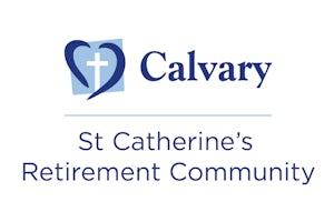 Calvary St Catherine's Retirement Community logo