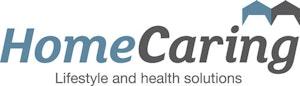 Home Caring logo