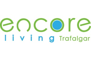 Encore Living Trafalgar logo
