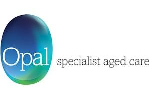 Opal Varsity Rise logo