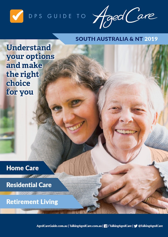 DPS Guide to Aged Care SA & NT 2019