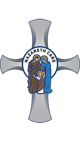 Nazareth House Ballarat logo