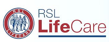 RSL LifeCare Bill McKenzie Gardens logo