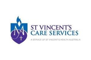 St Vincent's Care Services Mitchelton Retirement Living logo