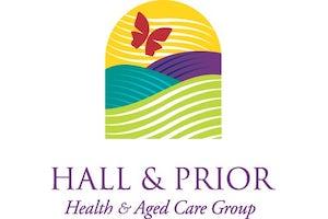 Hall & Prior Leighton Aged Care Home logo