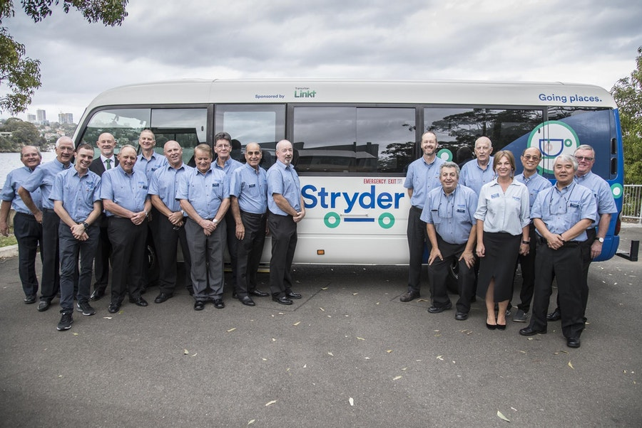 Stryder Community Transport