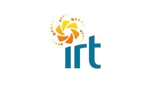 IRT The Palms logo