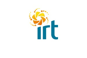 IRT The Palms logo