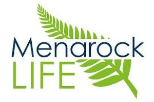 Menarock LIFE Upper Ferntree Gully logo
