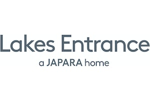 Lakes Entrance | a Japara home logo