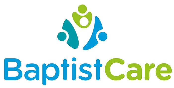 BaptistCare Social Club Leeton logo