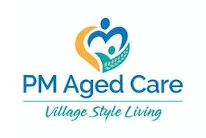PM Aged Care logo