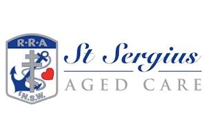 St Sergius Aged Care logo