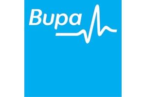 Bupa Ballina logo