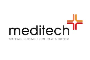 Meditech Staffing: Home Care Packages logo