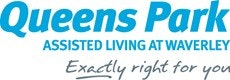 Queens Park Assisted Living logo