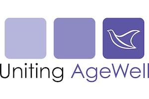 Uniting AgeWell Andrew Kerr Care logo