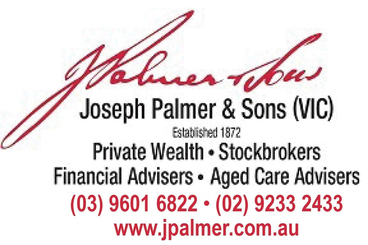 Joseph Palmer & Sons Aged Care Advisers NSW logo