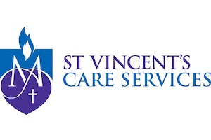 St Vincent's Care Services Home Care Toowoomba logo