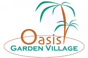 Oasis Garden Village logo