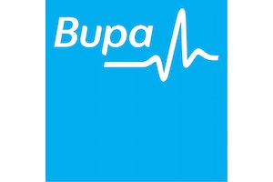 Bupa Greensborough logo