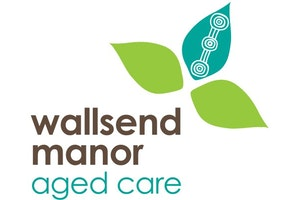 Wallsend Manor Aged Care logo