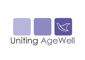 Uniting AgeWell logo
