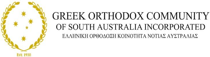 Greek Orthodox Community of SA (GOCSA) logo