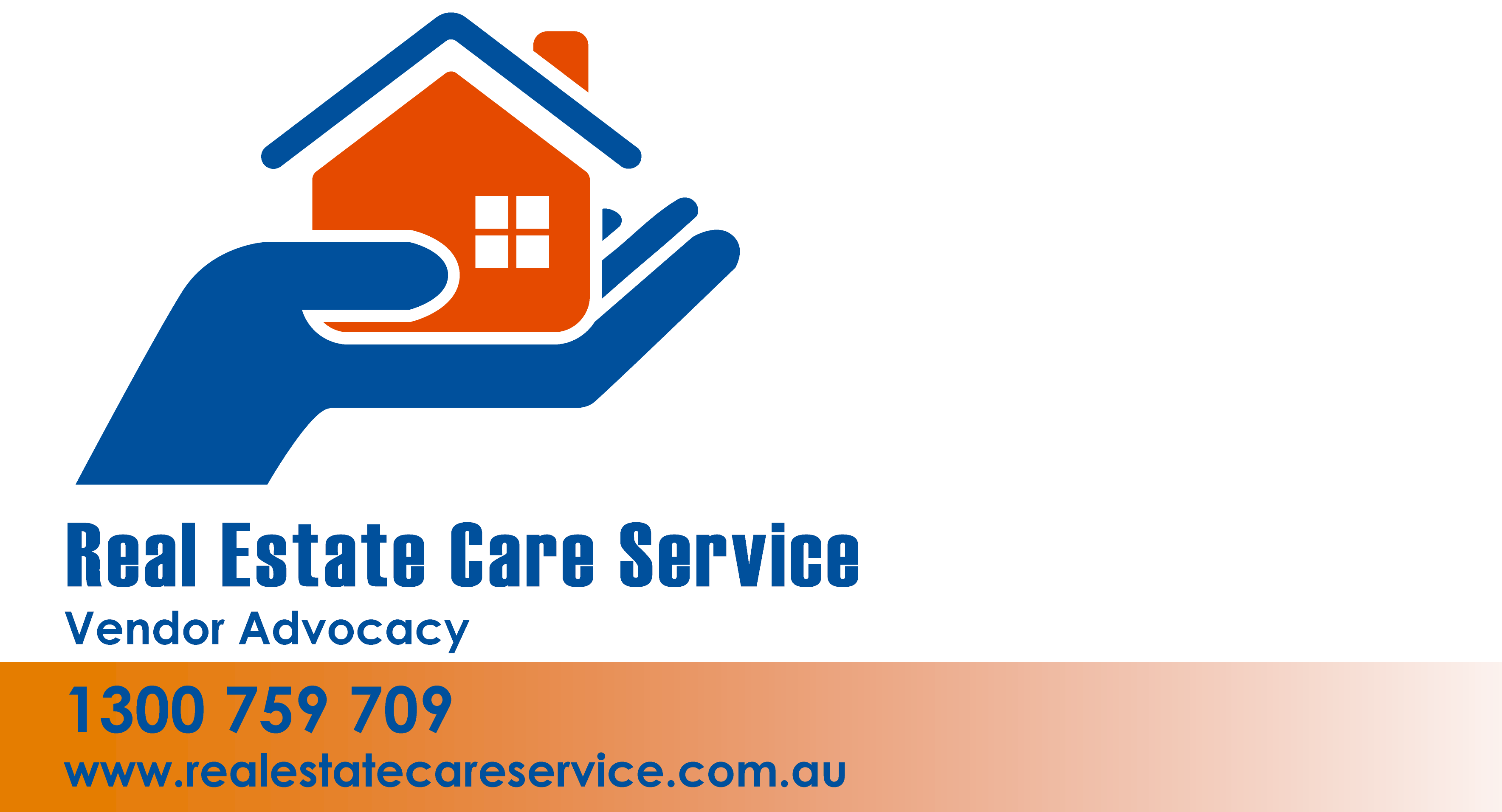 Real Estate Care Service logo