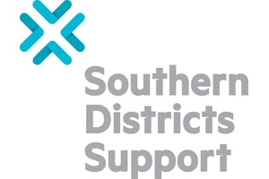 Southern Districts Support Commonwealth Home Support Program Services logo