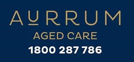 Aurrum Aged Care logo