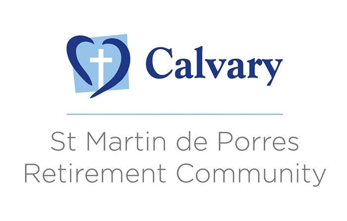 Calvary St Martin de Porres Retirement Community logo