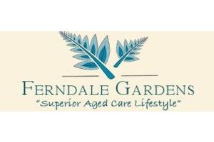 Ferndale Gardens Aged Care Facility logo