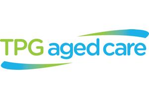 TPG Aged Care logo