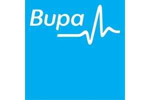 Bupa Griffith logo