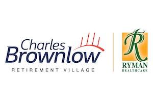Charles Brownlow Retirement Village - Ryman Healthcare logo