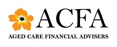 Aged Care Financial Advisers (ACFA) logo