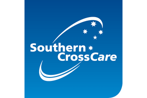 Southern Cross Care (SA, NT & VIC) John Paul II Village Residential Care logo