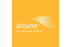 Attune Hearing  (NSW, QLD, VIC, SA & WA) logo