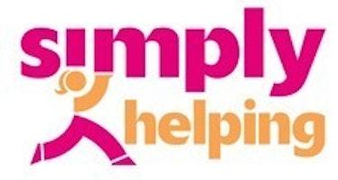 Simply Helping logo