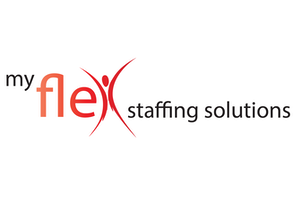 My Flex Staffing Solutions logo