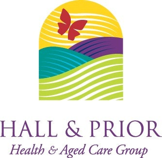 Hall & Prior Menaville Aged Care Home logo