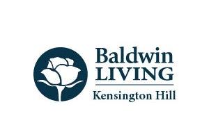 Baldwin Living Kensington Hill logo