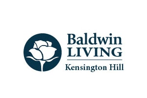 Baldwin Living Kensington Hill logo