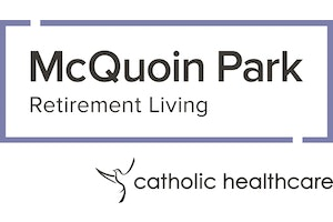 McQuoin Park Retirement Village logo