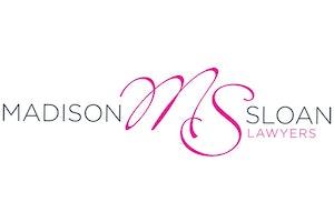 Madison Sloan Lawyers logo