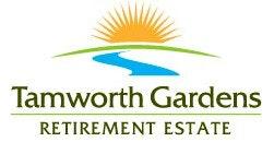 Tamworth Gardens Retirement Estate logo
