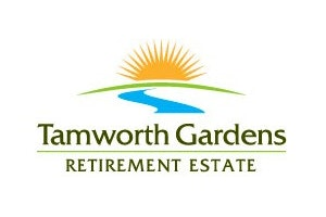 Tamworth Gardens Retirement Estate logo